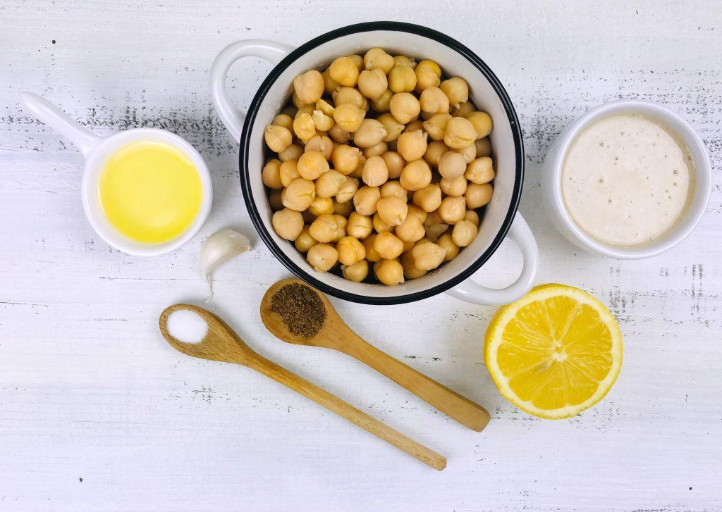 Ingrediente hummus